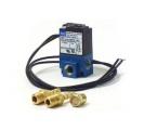 Elektronický / elektromagnetický solenoid (boost ventil) MAC - třícestný 35A-AAA-DDBA-1BA / 35AAAADDBA1BA