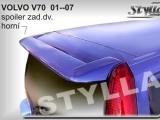 Stříška - střešní spoiler Volvo V70 II
