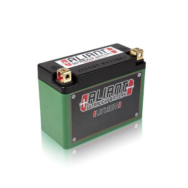Závodné batérie / autobatérie Aliant X2 (5200) 4,6Ah - moto / formula / quad / karting