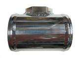 Hliníkové trubky s adaptérom na MAP senzor VAG 1.8T / TDI - priemer 63,5 mm