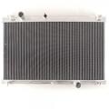 Hlinikový závodné chladič Japspeed Lexus IS250 / IS350 2.5 / 3.5 24V (05-14)