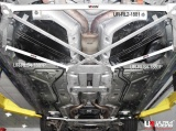 Rozperná tyč Ultra Racing Porsche Panamera 970 3.6 V6 (09-) - zadný spodný