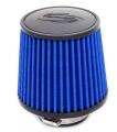 Športový filter univerzálny Simota 76mm gumový / modrý