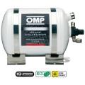 Elektrický hasicí systém OMP, hliníkový, FIA homologace
