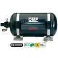 Elektrický hasicí systém OMP, ocelový, FIA homologace
