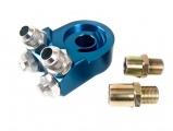 Adaptér pod olejový filtr M20 x 1,5 a 3/4-16UNF (D-08) - šikmé výstupy