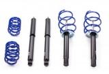 Pevný podvozek ap Sportfahrwerke pro Seat Leon 1P, prům. př. tlumiče 50mm, 1.6/1.8TSi/2.0FSi/1.6TDi autom. převod./2.0TSi/2.0TFSi (09/05-), snížení 30/30mm