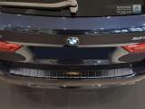 Kryt prahu zadních dveří BMW 5 serie G31 touring - černý grafit