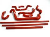 Silikonové hadice Roose Motosport Fiat Punto GT 1.4 Turbo GT1 (93-95) - pomocné vedení