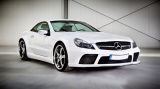 Bodykit Mercedes SL R230 - AMG Black Series Look