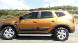 Body kit - lemy blatníků a panely dveří Dacia Duster I / II