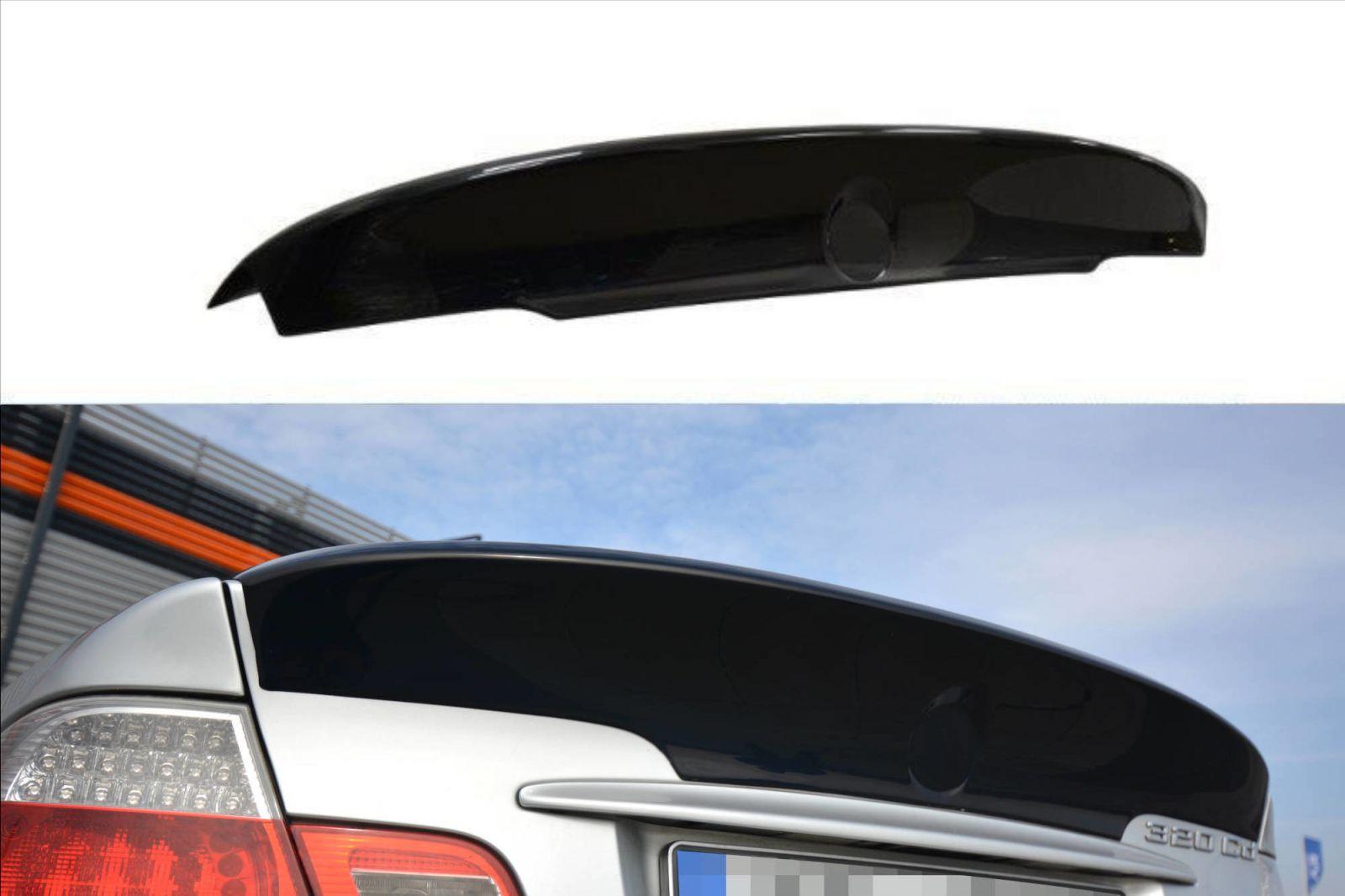 Spojler veka kufra BMW 3 E46 COUPE PREFACE(1999-2003) Maxtondesign