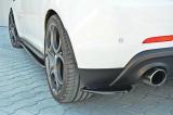 Bočné spojler pod zadný nárazník Alfa Romeo Giulietta 2010- Maxtondesign