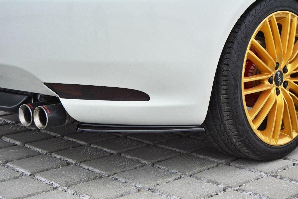 Bočné spojler pod zadný nárazník Alfa Romeo GT 2004- 2010 Maxtondesign