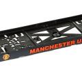 Podložka pod ŠPZ 3D Manchester United