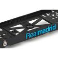 Podložka pod ŠPZ 3D Real Madrid
