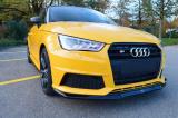 Spoiler pod predný nárazník Audi S1 8X 2014-2018