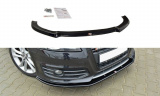 Spoiler pod predný nárazník AUDI S3 8P (FACELIFT MODEL) 2009-2013