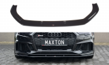 Spoiler pod predný nárazník AUDI RS3 8V FACELIFT SPORTBACK 2017-