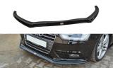 Spoiler pod predný nárazník Audi A4 B8 Facelift 2011-2015