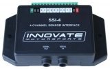 Innovate Motorsports SSI-4 - 4-Channel Simple Sensor Interface