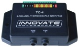 Innovate Motorsports TC-4 - 4-Channel Thermocouple Amplifier
