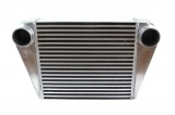 Intercooler FMIC 575 x 350 x 76mm (400 x 350 x 76mm) - výstupy 76mm