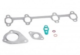 Set těsnění na výfuk pro koncernové motory Škoda, VW, Audi, Seat 1.9TDi 110PS GT1749V