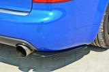 Bočné spojler pod zadný nárazník AUDI S4 B6 Avant 2003 - 2005