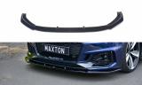 Spoiler pod predný nárazník Audi RS4 B9 2017 -