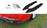 Bočné spojler pod zadný nárazník Audi A5 S-Line F5 Coupe 2016 -