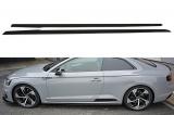 Nástavce prahov Audi RS5 F5 Coupe 2017 -