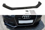 Spoiler pod predný nárazník Audi A5 S-Line 8T Facelift 2011-2016 Audi S5 8T Facelift 2011-2016