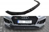 Spoiler pod predný nárazník Audi RS5 F5 Coupe/Sportback 2017 -