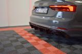 Stredový spojler pod zadný nárazník Audi S5 F5 Coupe/Sportback 2017 -