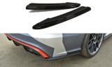 Bočné spojler pod zadný nárazník Audi RS6 C7 2013 -