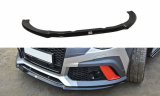 Spoiler pod predný nárazník Audi RS6 C7 2013-2014 Audi RS6 C7 Facelift 2014-2017
