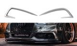 Rámy na svetlá Audi A6 S6 C7 2012-2014 Audi A6 C7 S-Line 2011-2014
