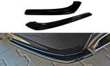 Bočné spojler pod zadný nárazník AUDI S8 D3 2006 - 2010