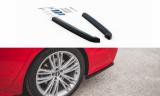 Bočné spojler pod zadný nárazník Audi A7 C8 S-Line 2017 -