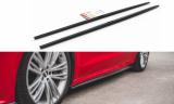 Nástavce prahov Audi A7 C8 S-Line 2017 -