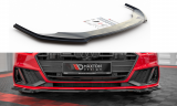 Spoiler pod predný nárazník Audi A7 C8 S-Line 2017 -