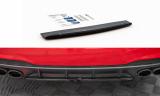 Stredový spojler pod zadný nárazník Audi A7 C8 S-Line 2017 -