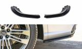 Bočné spojler pod zadný nárazník Audi SQ5 MkII 2017- Audi Q5 S-line MKII 2017-
