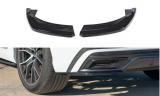 Bočné spojler pod zadný nárazník Audi Q8 S-line 2018-