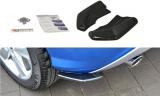Bočné spojler pod zadný nárazník Audi Q2 Mk1 Sport 2016-