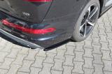 Bočné spojler pod zadný nárazník Audi SQ7 Mk.2 2016-2019 Audi Q7 S-Line Mk.2 2015-2019