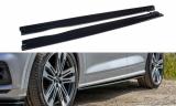 Nástavce prahov Audi SQ5 MkII 2017- Audi Q5 S-line MkII 2017-
