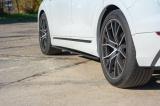 Nástavce prahov Audi Q8 S-line 2018- Maxtondesign