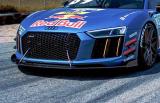 Spoiler pod predný nárazník Audi R8 Mk.2 2015-2018